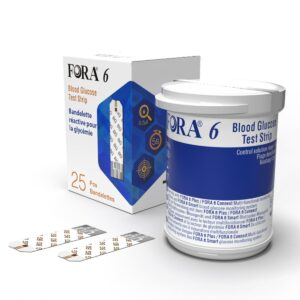 FORA Gold Strip For Blood Glucose