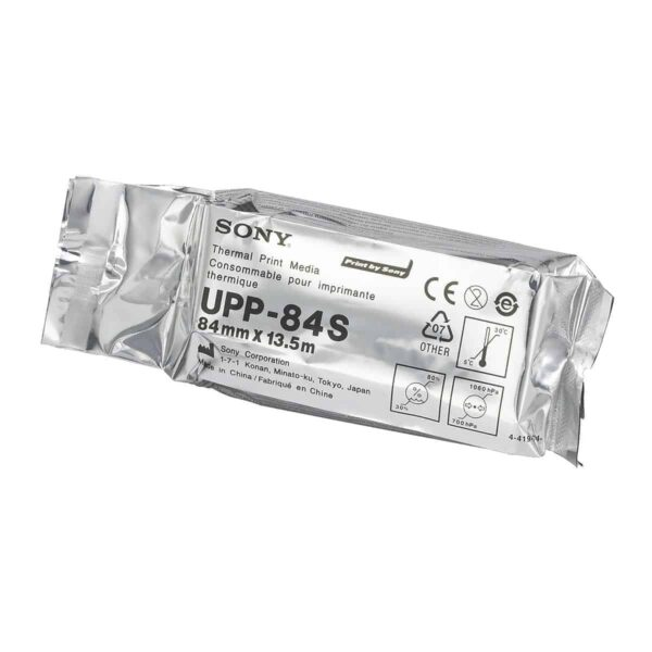 SONY UPP-84HG C WW Printing Sheet(Pp) (Thickness 0.085mm) (Cellular) (Made In China)