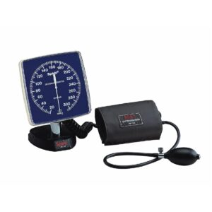 Spirit CK-143 Table Top Model Large Face Aneroid Sphygmomanometer