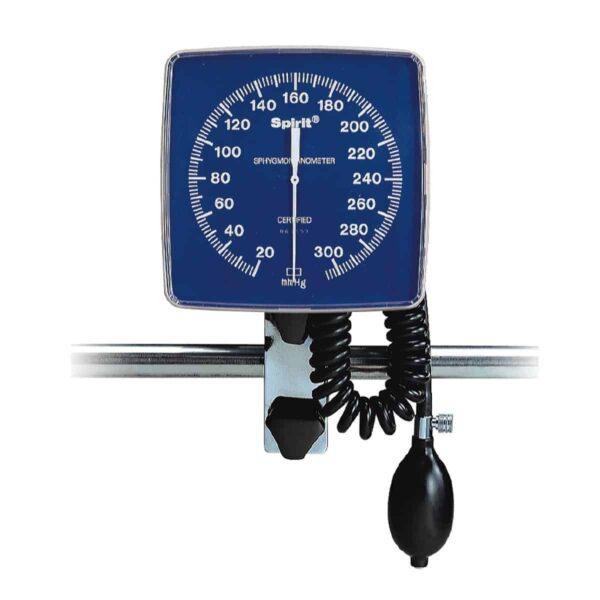 Spirit CK-145 Rail Mounted Model Large Face Aneroid Sphygmomanometer
