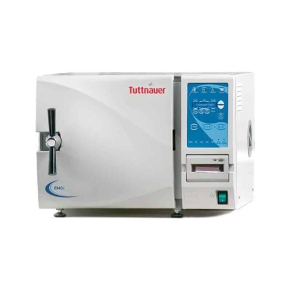 Tuttnauer 2340E Fully-Auto Sterilizer 19L Without Printer