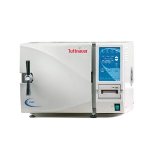 Tuttnauer 2340EK Fully-Auto Sterilizer 19L Fast Cycle Without Printer