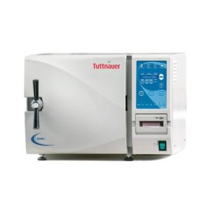 Tuttnauer 2540E Fully-Auto Sterilizer 23L Without Printer
