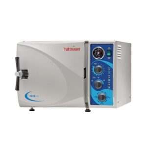 Tuttnauer 2540M Semi-Auto Sterilizer 23L Without Printer