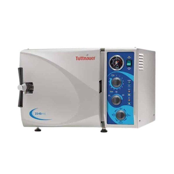 Tuttnauer 2540M Semi-Auto Sterilizer 23L Without Printer