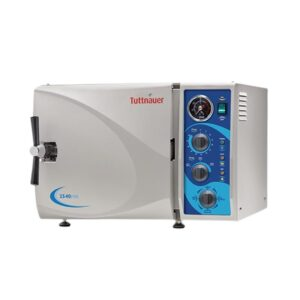Tuttnauer 2540MK Semi-Auto Sterilizer 23L Without Printer